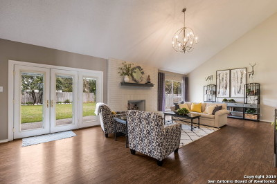 Single Family Home Price Change: 18034 Summer Knoll Dr