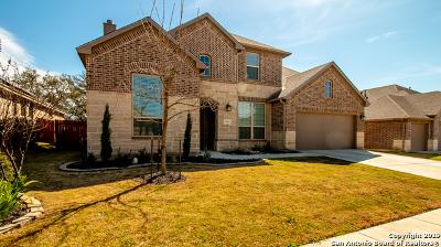 Bulverde Single Family Home New: 30824 Schlather Ln
