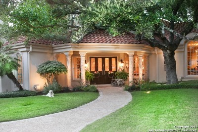 The Dominion Single Family Home For Sale: 12 Abby Wood