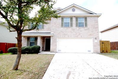 Converse Single Family Home Active Option: 7415 Copper Lk