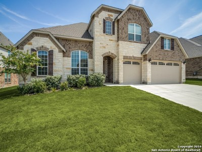 San Antonio Single Family Home New: 12414 Maurer Ranch