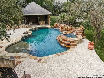 Boerne Single Family Home Active Option: 10423 Star Mica