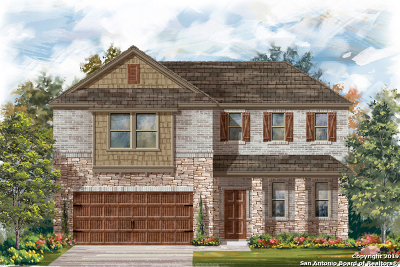 Converse Single Family Home Active Option: 141 Rustic Springs