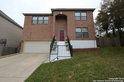 San Antonio Single Family Home For Sale: 1423 Blackbridge