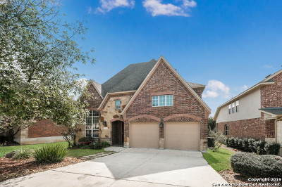 Cibolo Canyons Single Family Home For Sale: 24026 Briarbrook Way
