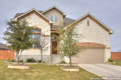 San Antonio Single Family Home For Sale: 11903 Pitcher Rd