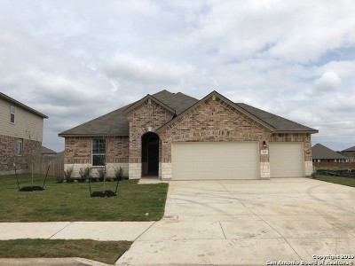 Cibolo Single Family Home Price Change: 624 Minerals Way