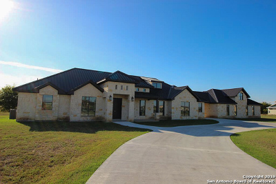 Guadalupe County Single Family Home For Sale: 514 River Ranch Circle