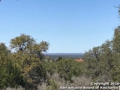 Boerne Residential Lots & Land New: 1001 Cordillera Trace