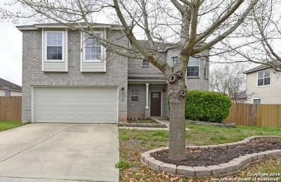 New Braunfels Single Family Home For Sale: 418 Yellow Wood