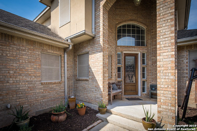 New Braunfels Single Family Home For Sale: 1311 Arbor Circle
