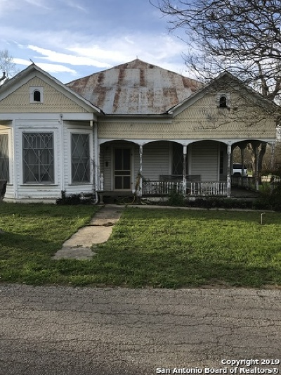 Cibolo Single Family Home For Sale: 201 W Bee Alley