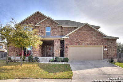 Boerne Single Family Home Active Option: 7902 Scenic Chase