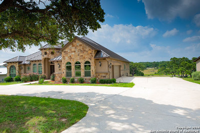 New Braunfels Single Family Home New: 225 Copper Trace
