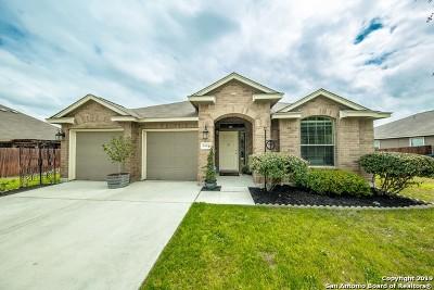 New Braunfels Single Family Home For Sale: 2435 Horned Lark