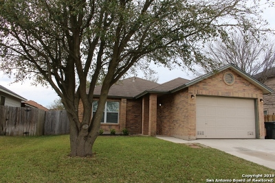 Guadalupe County Single Family Home Active Option: 3420 Sabrina St