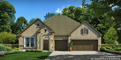 Helotes Single Family Home New: 10435 Valle Alto