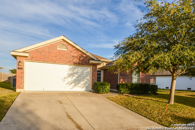 Converse Single Family Home For Sale: 7214 Autumn Wls