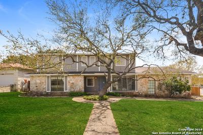 Encino Park Single Family Home For Sale: 2106 Oak Bend