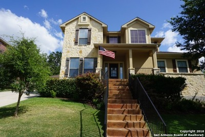 Schertz Single Family Home For Sale: 420 Fawn Pass