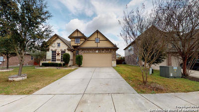 Cibolo Single Family Home New: 606 Torrey Pines
