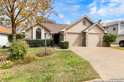 Single Family Home New: 1123 Summit Crest