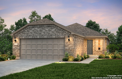 Bexar County Single Family Home Price Change: 3422 Red Falls Rd