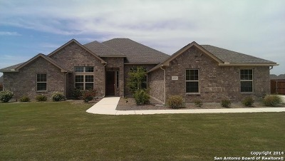Schertz Single Family Home Active Option: 6525 Ivy Misty