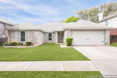 Schertz Single Family Home Active Option: 829 Dimrock