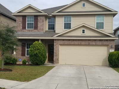 Bexar County Single Family Home New: 826 Cielo Way