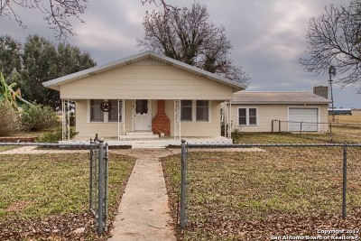La Vernia Single Family Home Back on Market: 9031 Fm 775