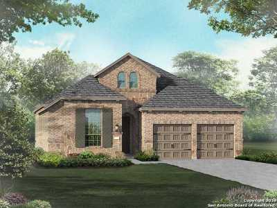 Boerne Single Family Home Price Change: 28831 Becker Crossing