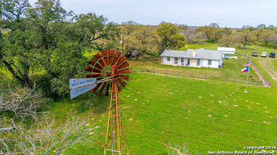 Atascosa County Farm & Ranch Back on Market: 125 Iuka Rd