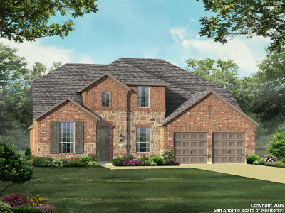 Bulverde Single Family Home New: 3726 Chicory Bend