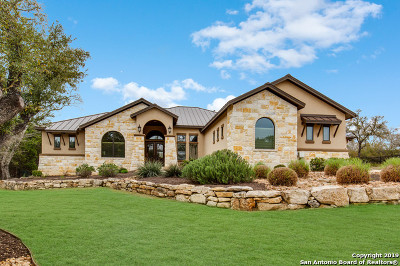 Boerne Single Family Home Active Option: 132 Balcones Bend