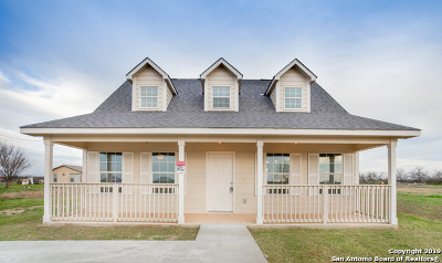 Hondo Single Family Home Active Option: 3330 State Highway 173 N