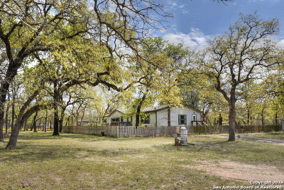 Guadalupe County Farm & Ranch For Sale: 501 Turkey Tree Trail