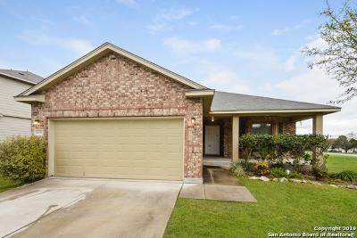 Converse Single Family Home New: 10107 De La Garza