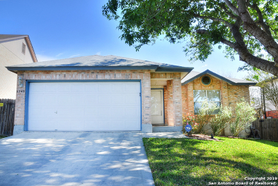 Converse Single Family Home Active Option: 8243 Brisbane