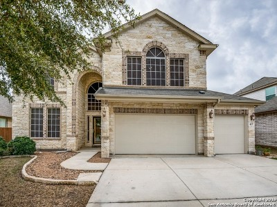 Cibolo Single Family Home New: 417 Zoeller Way