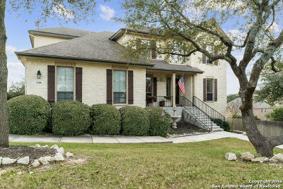 San Antonio Single Family Home New: 3206 Aztec Mission