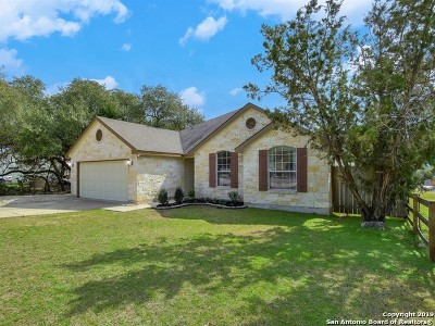 Wimberley Single Family Home Active RFR: 1 Wishing Well Ln