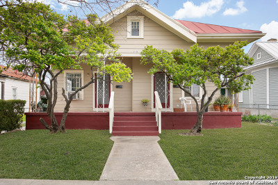 San Antonio Multi Family Home Active Option: 619 Barbe St