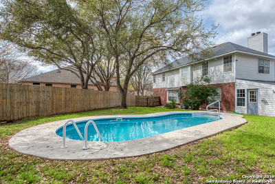 Schertz Single Family Home Active Option: 3720 Forsyth Park