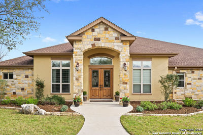 San Marcos Single Family Home For Sale: 2605 Leslie Ln