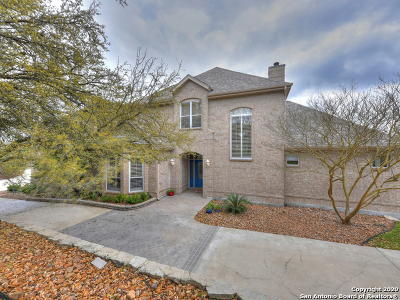 San Antonio Single Family Home For Sale: 66 Champions Run