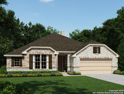 Boerne Single Family Home New: 107 Arbor Wds