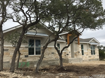 Spring Branch Single Family Home New: 278 Lantana Cerro