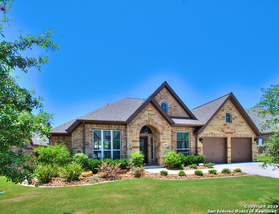 New Braunfels Single Family Home New: 2617 Malboona Mews