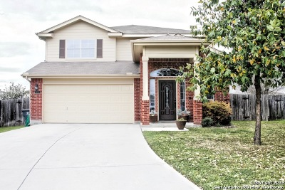 New Braunfels Single Family Home Active Option: 372 Solitaire Path